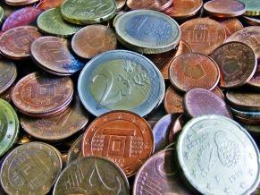 Kleingeld - Euromünzen